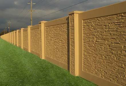 Kerítés egyszerűen és gyorsan