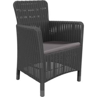 Műanyag kerti szék