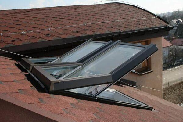 tetősík ablak