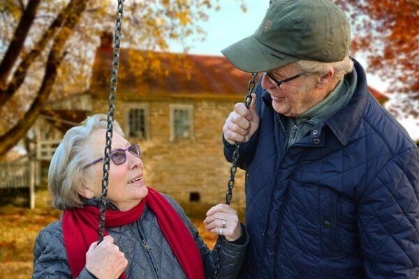 Kellemes környezet az időseknek